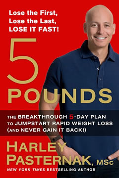 Shop: Harley's Diet, Fitness, and Cook Books - Harley Pasternak
